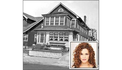 Before winning a Tony she grew up in Ozone Park 1
