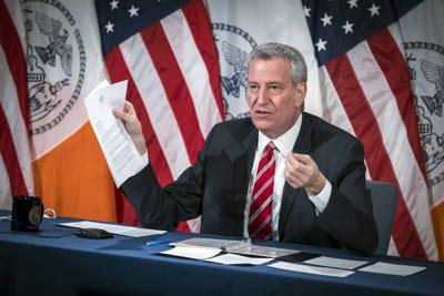 State at fault for slow vaccine rollout: de Blasio