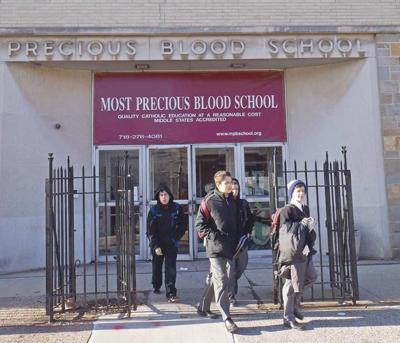 Firm offers to save Most Precious Blood 1