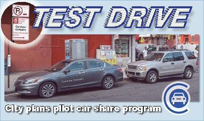 Car-sharing program this spring in CB 12 - Queens Chronicle