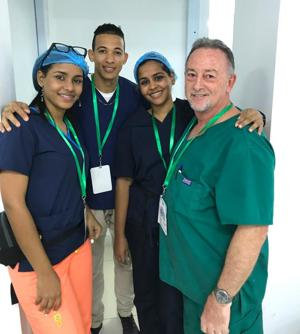 Dentists back from mission of mercy 1
