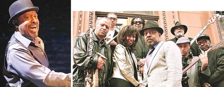 Kenny Brawner and band 'Mess Around' with Ray 2