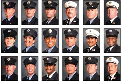 FDNY pays tribute to Queens' Bravest 1