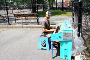 Sing for Hope pianos 2