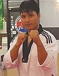 Karate instructor charged with rape 1