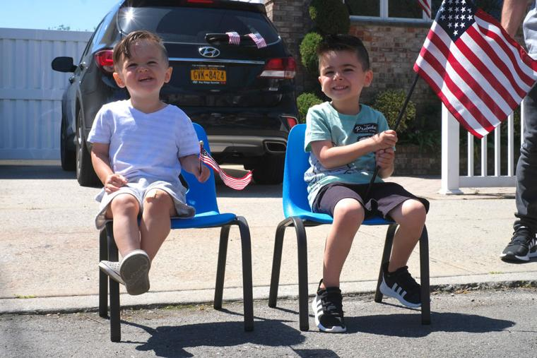 Howard Beach, old and young, remembers 5