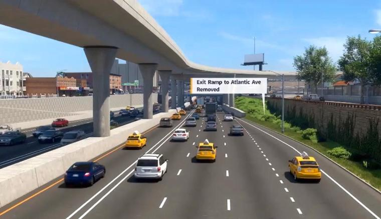 Van Wyck rebuild kills on-off ramps 2