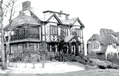 Inventor and engineer Marantz lived in Kew Gardens 1
