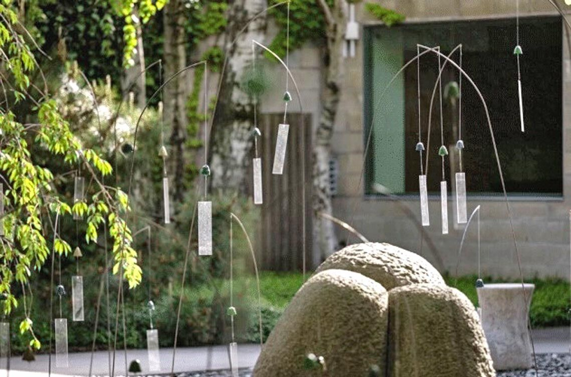Sculpture and sound at the Noguchi Museum 1
