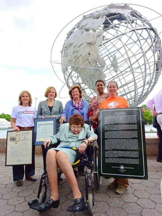Queens descends on Flushing for World's Fair Anniversary Festival 2