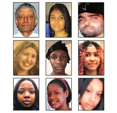 Missing persons not all in national news 1