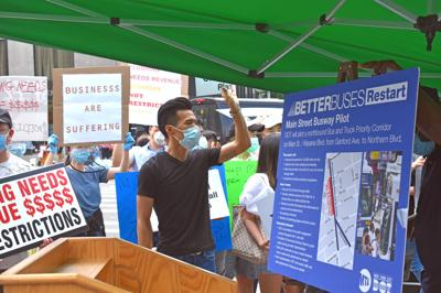 Flushing rejects Main Street busway plan 1