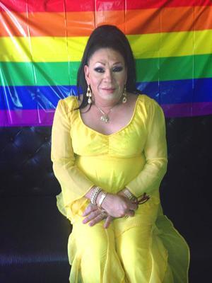 Governor pardons transgender activist 1