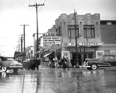An Ozone Park corner, changing with the decades 1