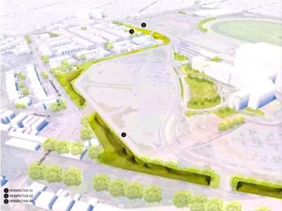 Resorts World Casino to update landscaping 1