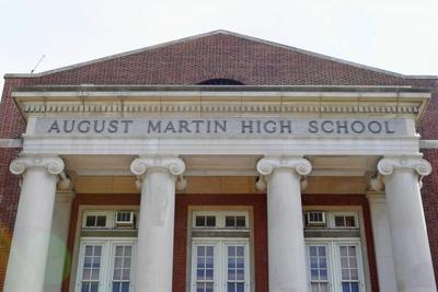 August Martin HS principal resigns 1