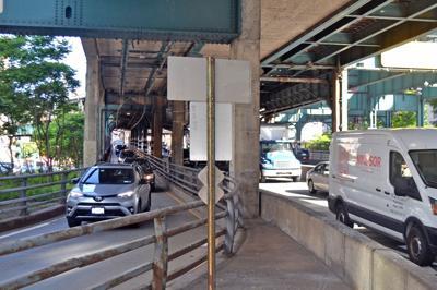 No plans on deck for Qboro bike lane 1