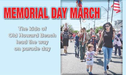 Howard Beach, old and young, remembers COVER