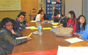 Recent activities at Martin Van Buren High School