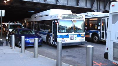 DOT starts busway process Downtown 1