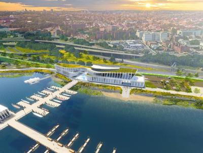 'Vision plans' propose upgrades at estuaries 1