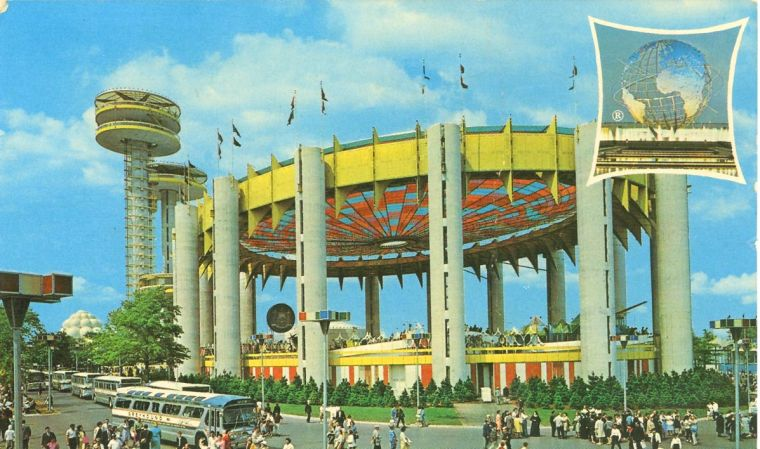 Future brighter for NY State Pavilion 2