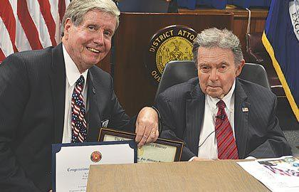 Tributes paid to longtime Queens DA 2