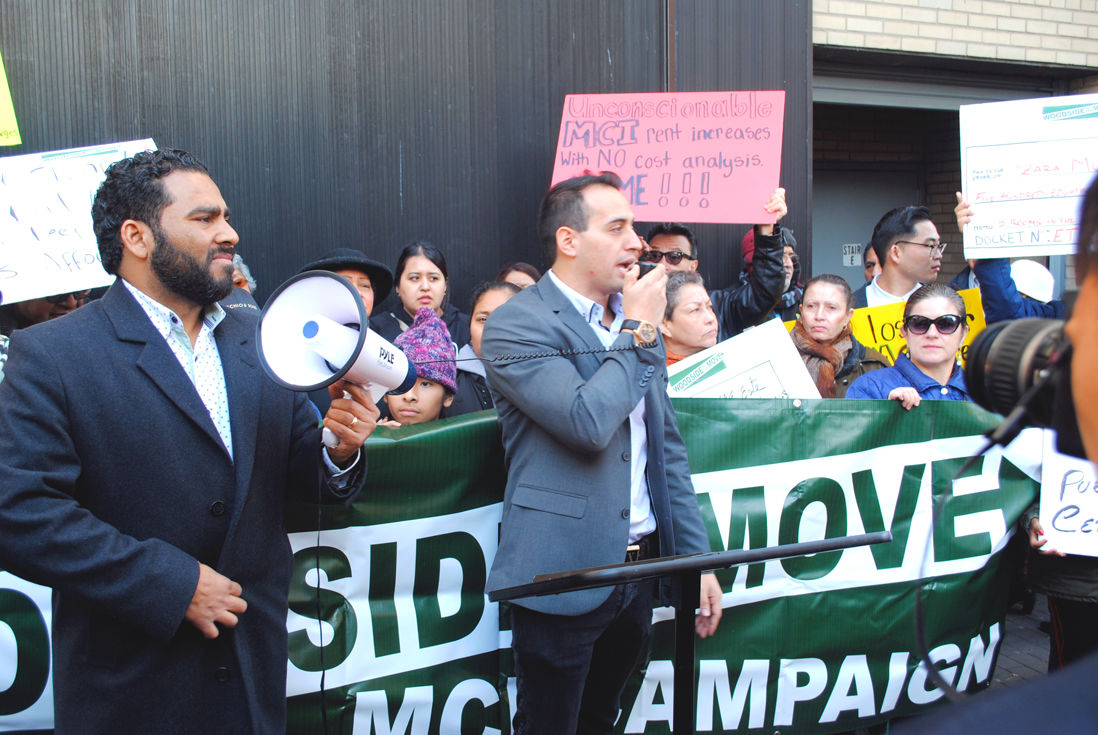 Renters rally for a change in MCI law 2
