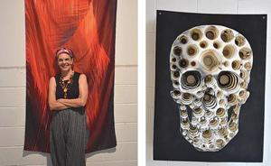 Works of all kinds shine in LIC Arts Open shows 2