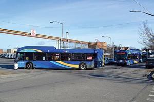 Pols urge an enviro-friendly bus depot 1