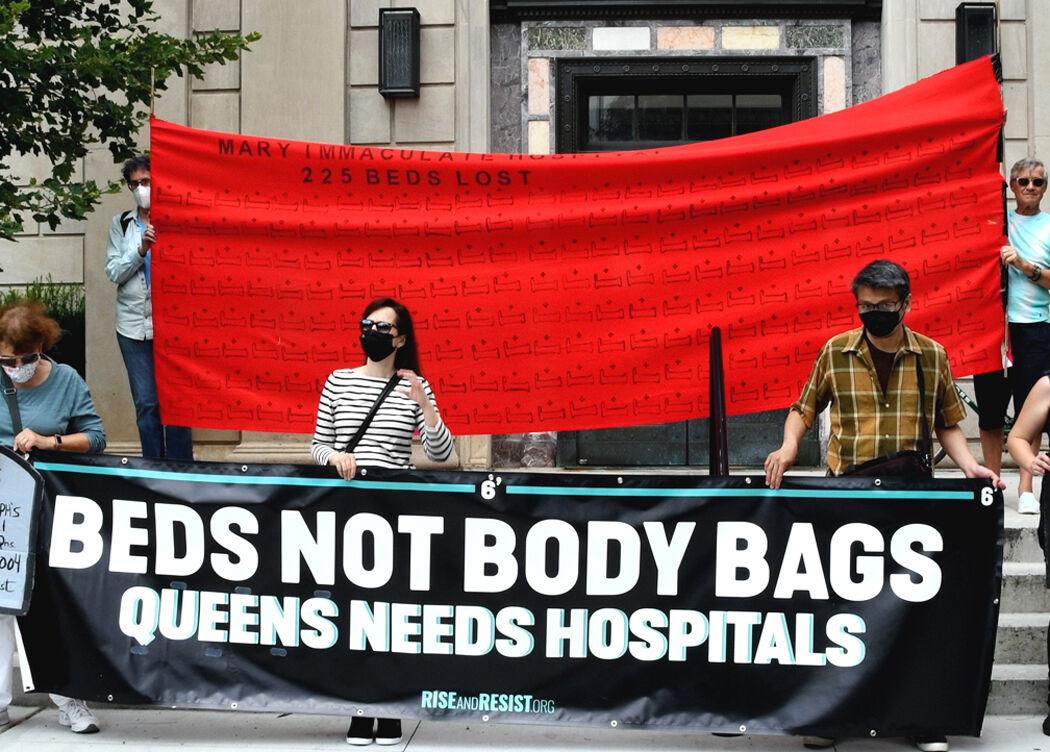 Activist org. seeks more hospital beds 1