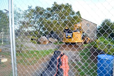 MacNeil Park getting stormwater outfall 1