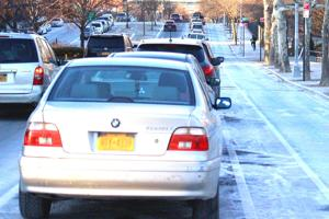 NYPD: crashes up on 111th Street 1
