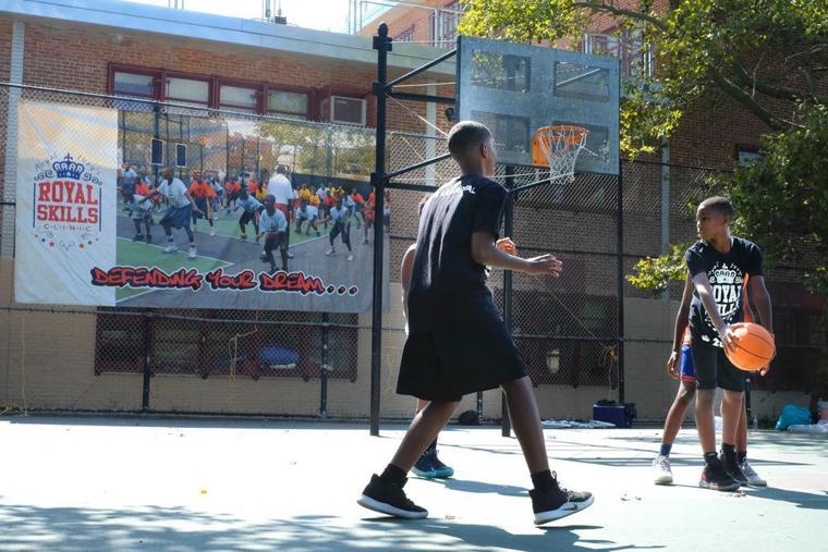 Basketball royale 4
