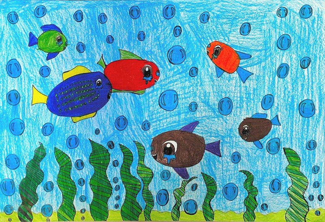 Whitestone student wins art competition 1