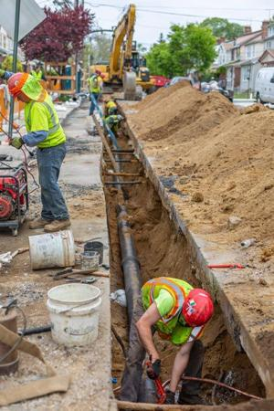 <p>The city's massive flood control initiative for Southeast Queens has expanded to Hollis and Queens Village, where workers have begun a two-year, $24 million project including new storm sewers, fire hydrants and water and sanitary sewer mains.</p>