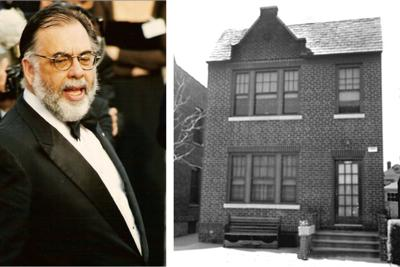 Movie master Coppola spent some time in Woodside 1