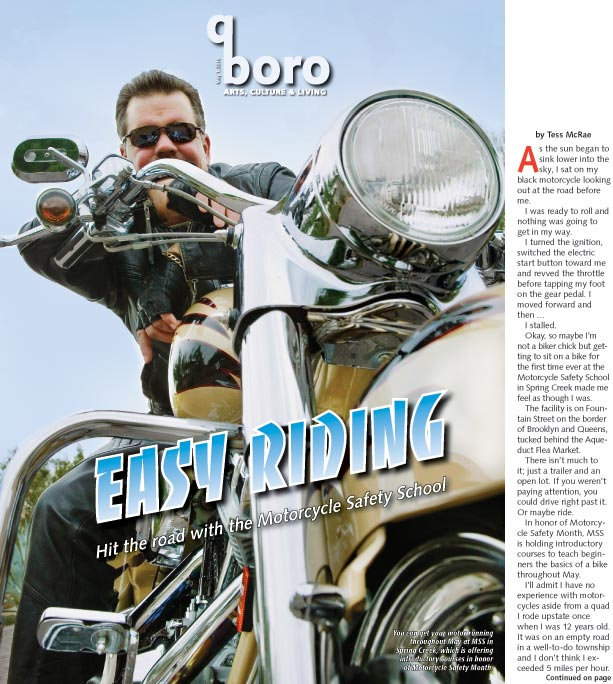 My quest to become a real motorcycle boss 1