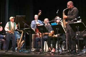 One night only, a jazz band named for Queens 2