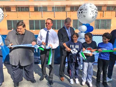 A kick-start for PS 60 1