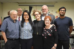 Sweeping changes on CB 6 exec board