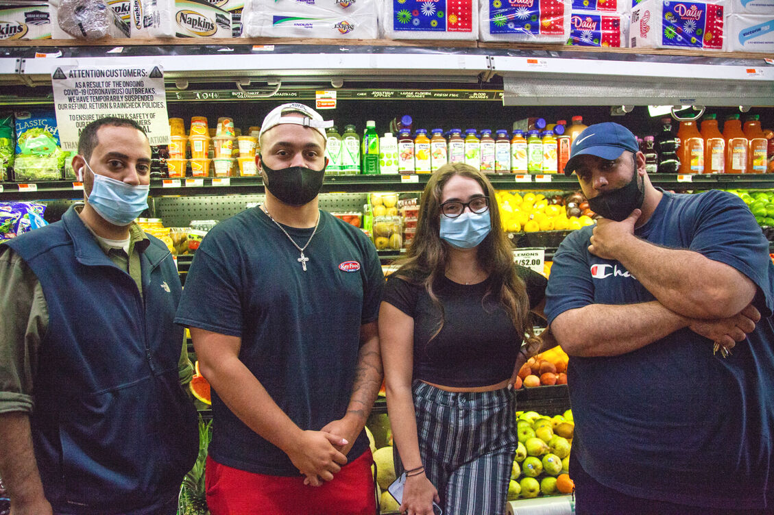 Ozone Park grocer takes on civic role 1