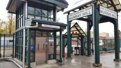 Murray Hill station accessible for all 1