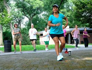 Workouts for the chick-a-boomer generation 1