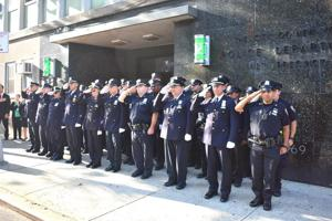 112th Pct. remembers 9/11 2