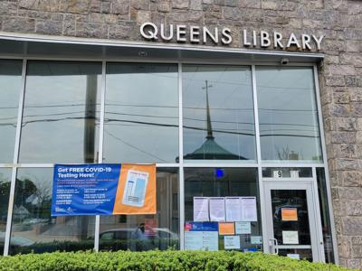 Windsor Park library will reopen for service