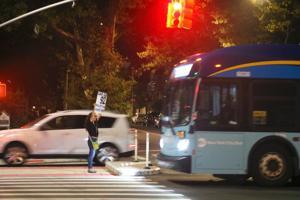 Honk, honk — rally targets speeders 2