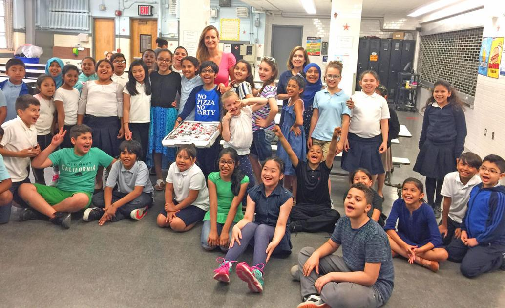 A Roundup Of Recent Events At PS 97Q, The Forest Park