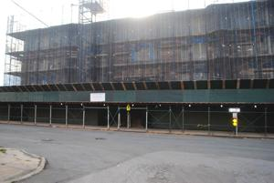 Talk of a homeless shelter at PS 9 1