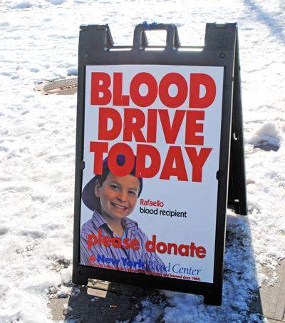 Blood donations are badly needed 1
